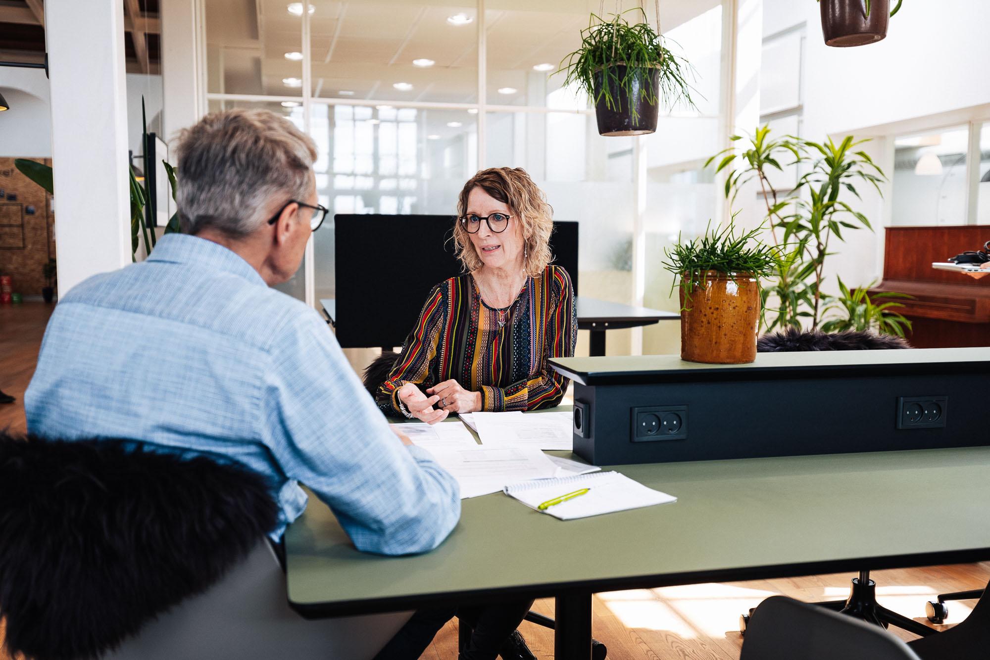 Vi søger en ny erhvervskonsulent